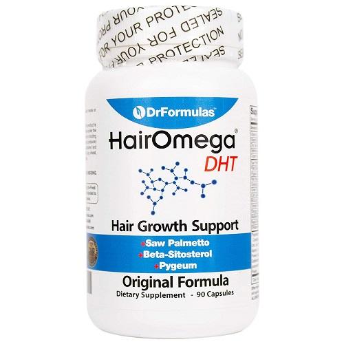 DrFormulas Original Hair Vitamins without Biotin