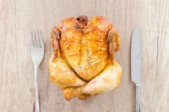 DELICIOUS AND NUTRITIOUS CHICKEN